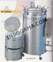 HIRAYAMA Autoclave HL-36-AE